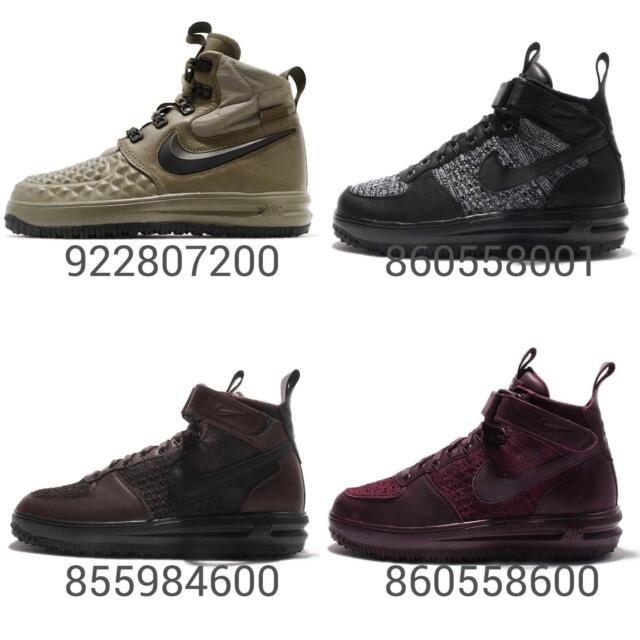 Nike LF1 17 PRM Lunar Force 1 Men Women GS Kids Duckboot Sneakerboots Pick 1