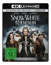 SNOW WHITE & THE HUNTSMAN 4K 2 ULTRA HD BLU-RAY NEU K.STEWART/C.HEMSWORTH/+
