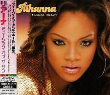 RIHANNA Music Of The Sun +3 JAPAN CD OBI UICD-9015 Elephant Man J-Status