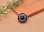 10X-Silver-Tone-Flower-Leather-Craft-Bag-Belt-Purse-Decor-Turquoise-Conchos-Set miniature 45