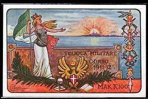 SCUOLA-MILITARE-CORSO-1911-12-MAK-P-100-SCUOLA-MILITARE-MODENA-FP-N