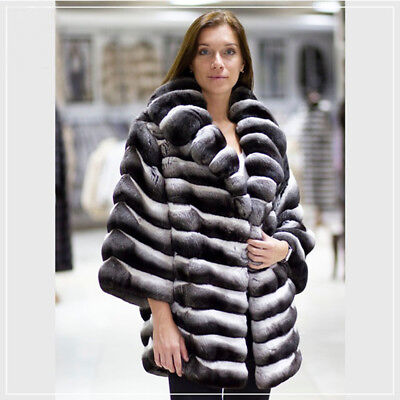 Fashion Women S Chinchilla Coats With, How Much Is A Real Chinchilla Fur Coat