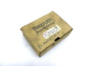 Rexroth Bosch Valve 5653011340 565-301-3/2-g1/2-024dc-mod3