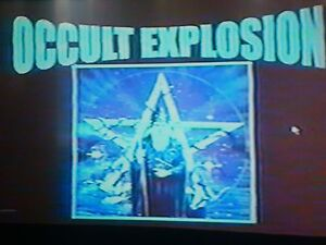OCCULT EXPLOSION/Conspiracy/New World Order/Illuminati ...  OCCULT EXPLOSIO...