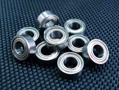 (200 PCS) MR105ZZ (5x10x4 mm) Metal Shielded Ball Bearing Bearings MR105z 5*10*4