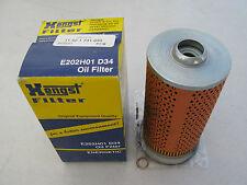 NEW HENGST E202H01 D34 Oil Filter 11421731634 For BMW 5,7,8 Series 1991-2003