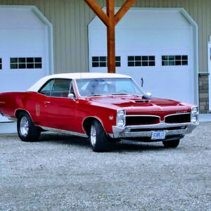 1 Gorgeous !!!! 1967  GTO/ Lemans For Sale/ Trade + Cash