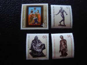 Germany-Berlin-Stamp-Yvert-Tellier-N-615-617-A-619-N-MNH-WF1-A