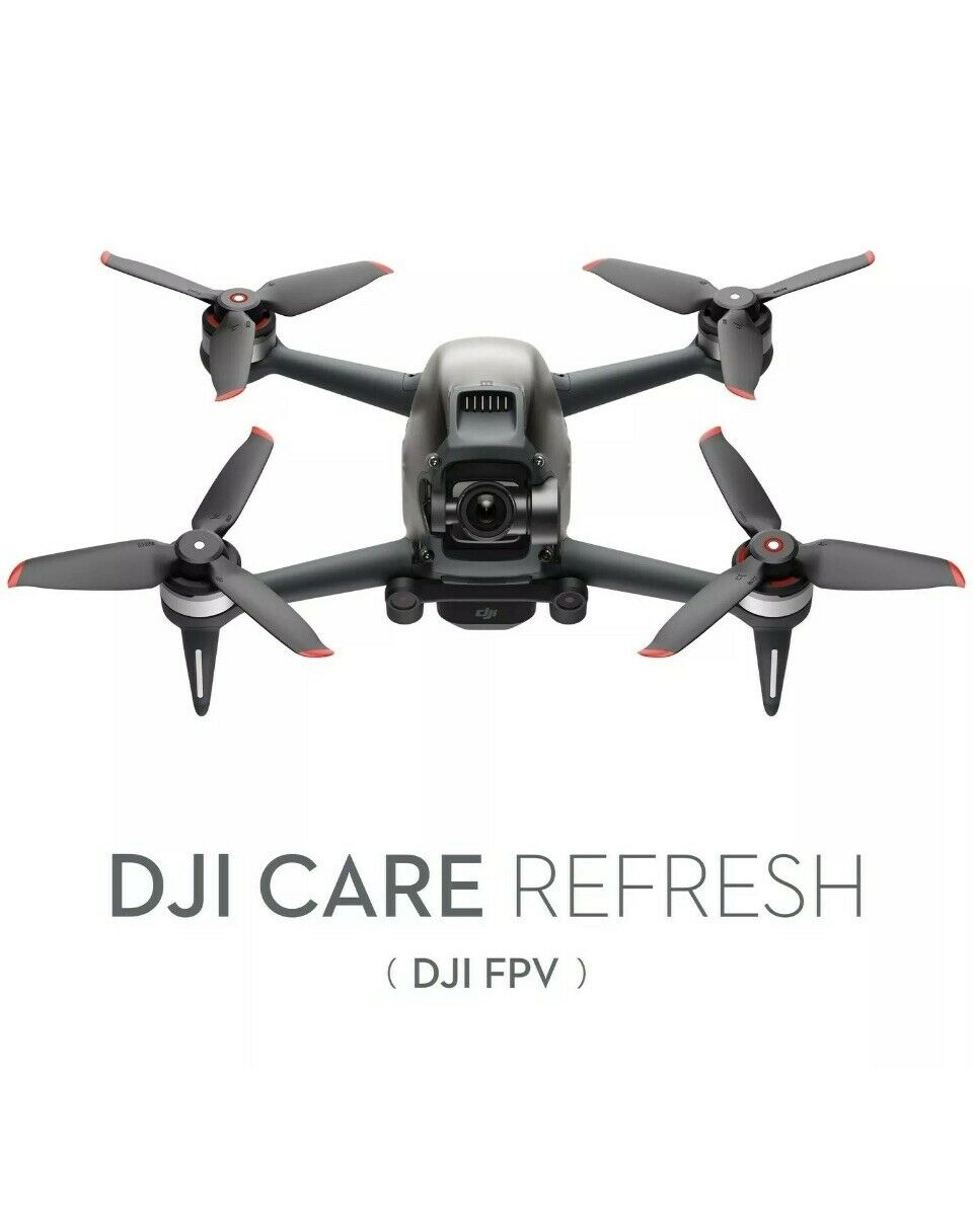 DJI Care Refresh Card for FPV - 1 Year
