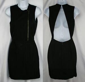 Opening-Ceremony-Little-Black-Dress-Open-Back-Size-XS