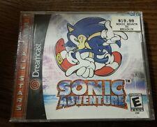 Sonic Adventure (Sega Dreamcast, 1999) Sealed