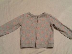 0bcf15871 Toddler Girls H M Cardigan Sweater