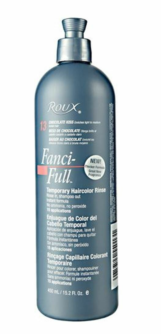 Roux Fanci Full Temporary Color Rinse 13 Chocolate Kiss 152 Oz Ebay