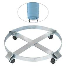 Oshion Drum Dolly 1000 Lb Withswivel Casters Heavy Premium Heavy Duty 55 Gallon