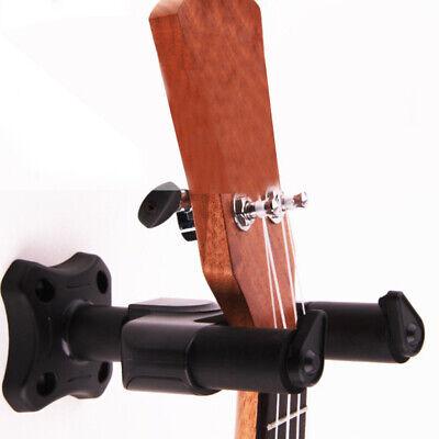 Halterung Haken Acoustic Ukulele Gepolsterter Gitarren-Display-Wandhalter