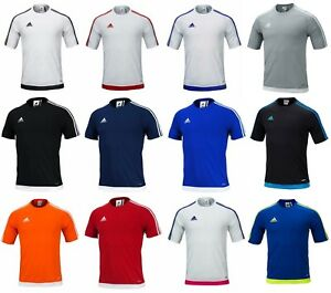 Adidas-Estro-15-Jersey-S-S-BP7197-Soccer-Football-Training-Shirt-T-Shirts-Top