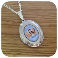 H20 **Just Add Water ** Mermaids pendant necklace xx h2o LOCKET (V2)