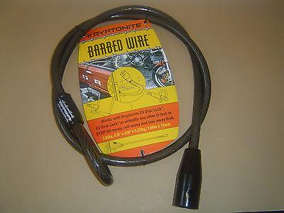 Fahrradschloß KRYPTONITE Barbed Wire 1.68mx15mm  NEU