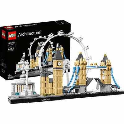 LEGO 21034 Architecture London (BRAND NEW SEALED)