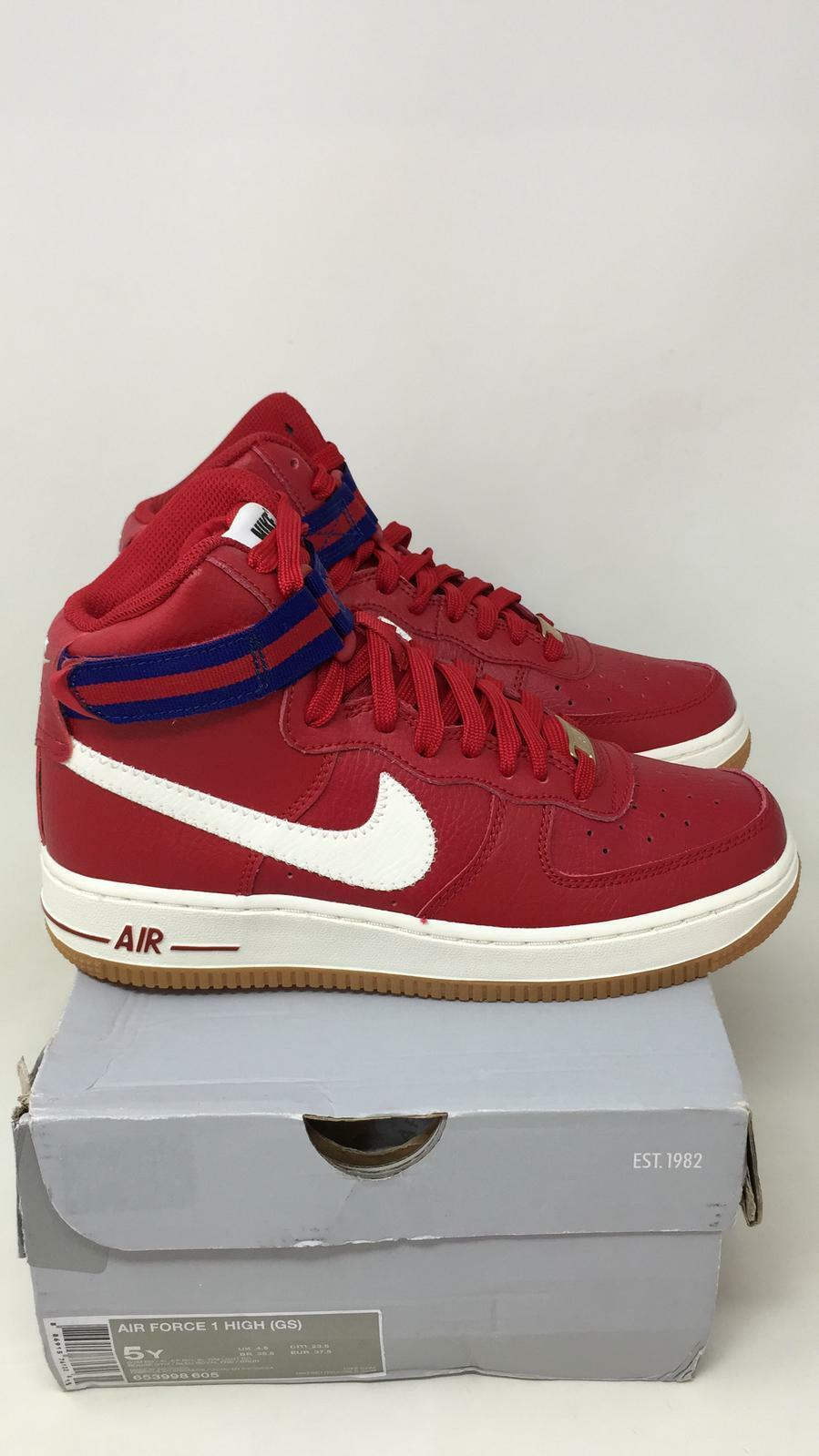 NEW Nike Kid's Air Force 1 High (GS) Basketball Shoes Size 5Y NIB
