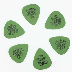 6-Pcs-Set-Guitar-Picks-Dunlop-Tortex-0-88-mm