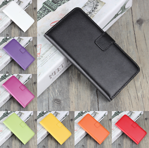 Genuine-Leather-Flip-Stand-Case-Wallet-Cover-For-Microsoft-NOKIA-Lumia-Models