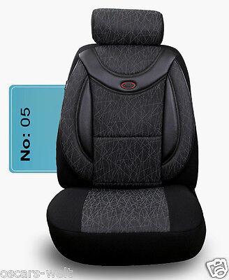 Peugeot 206  Schonbezüge Sitzbezug Sitzbezüge  Fahrer /& Beifahrer  05