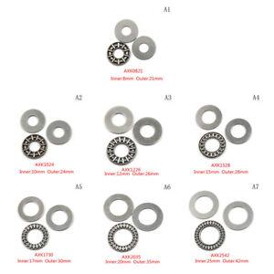 AXK0821-AXK2542-Thrust-Needle-Roller-Bearing-With-Two-Washers-FLA