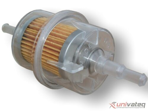 FILTRO combustibile 6//8mm prefiltro filtro benzina 7 micron filtro diesel