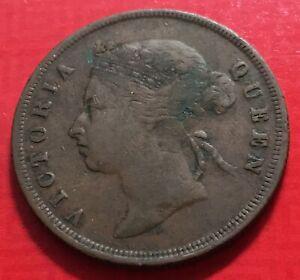 Straits-Victoria-One-Cent-1888-1