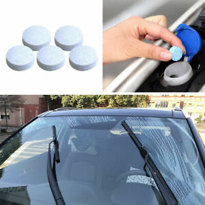 Screenwash-Tablets-Windscreen-Cleaner-Effervescent-Washer-Powerful-Car-Lorry-5X