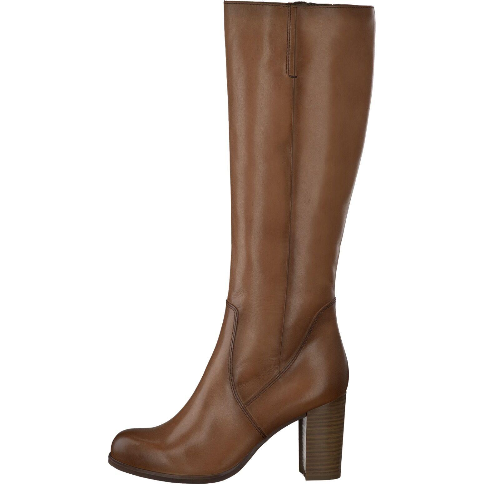 Tamaris Nut stövlar BNIB Designer kvinnor Footwear skor