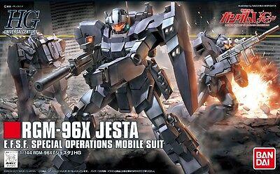 Bandai Hguc 1/144 Rgm-96x Jesta Plastik Modellbau Set Mobile Suit Gundam Uc Noch Nicht VulgäR Transformers & Roboter