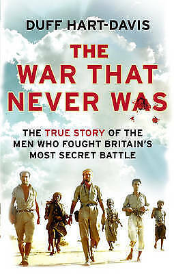 1 of 1 - The War That Never Was, Hart-Davis, Duff, Very Good Book