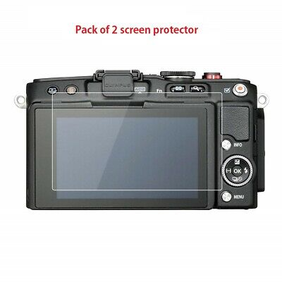 Soft Screen Protector for Olympus Pen E-P1 E-P2 E-P3 Digital Cameras