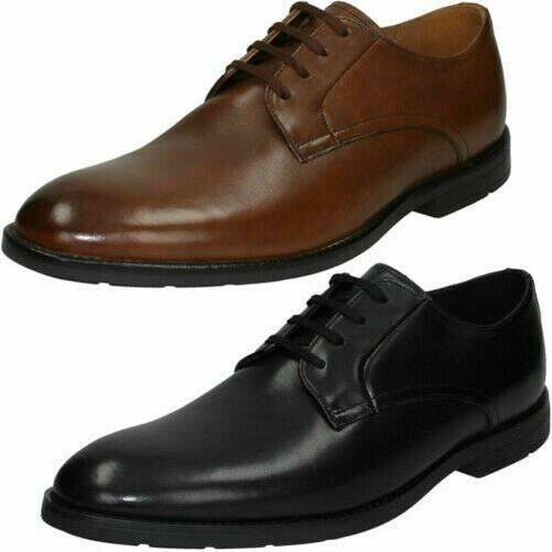 Mens Clarks Lace Up shoes Formal 'Ronnie Walk'