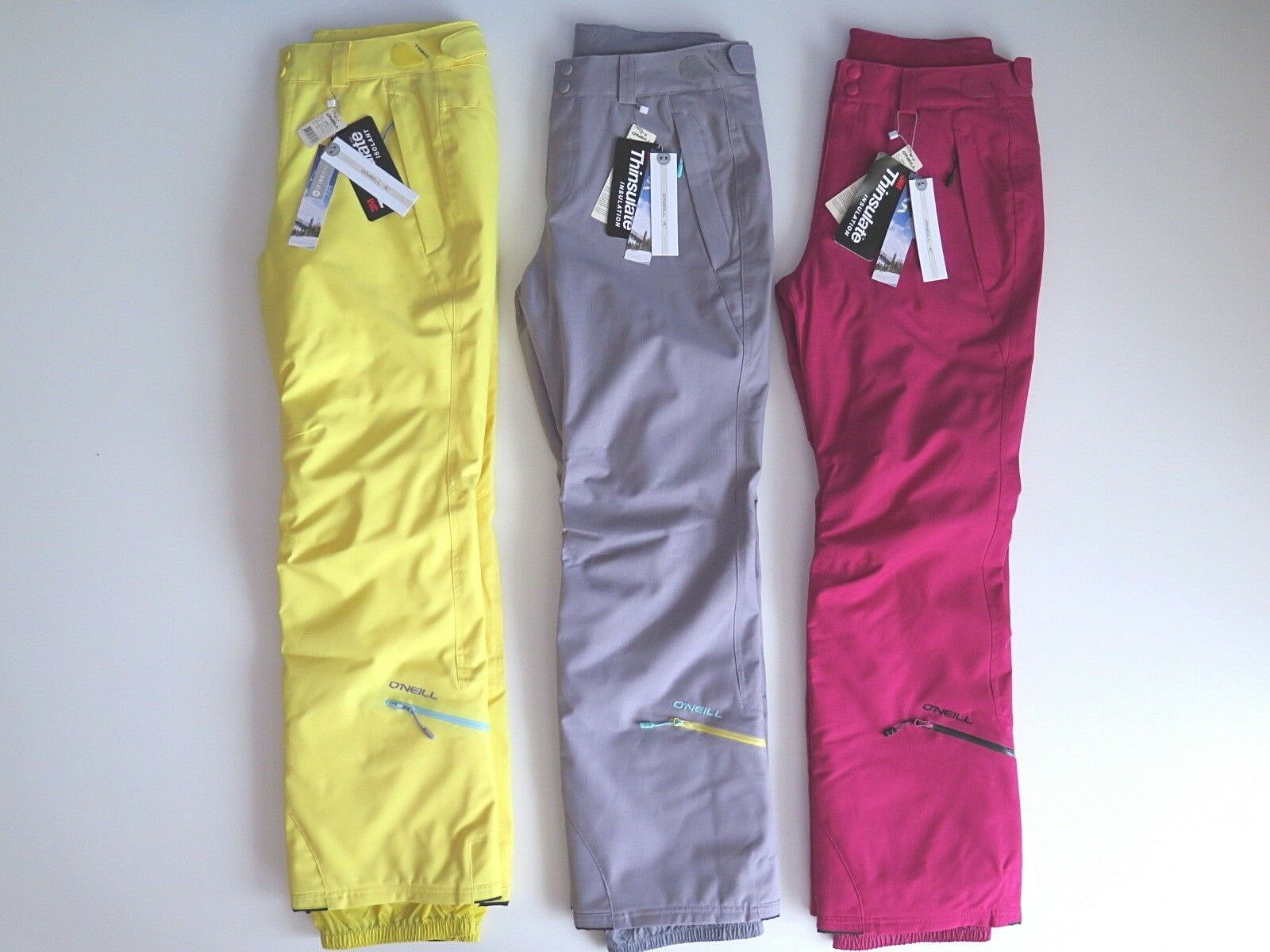 149,95 O'Neill PW Comet Ski Pant Ladies Ski  Trousers Snowboard Trousers 10k Stretch Size L  online shopping and fashion store