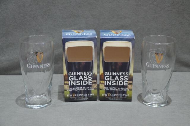 Recycled Corona Beer Bottle Glass Set of 2