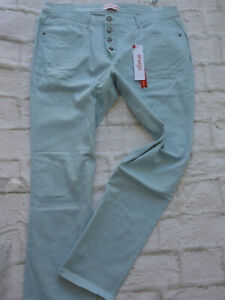 Sheego-Jeans-Trousers-Ladies-Size-44-to-46-Light-Blue-Blue-375-New