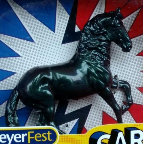 "Breyer 2019 Breyerfest SR Decorator Alborozo Stablemate /""Sarge/"" New. #711353"