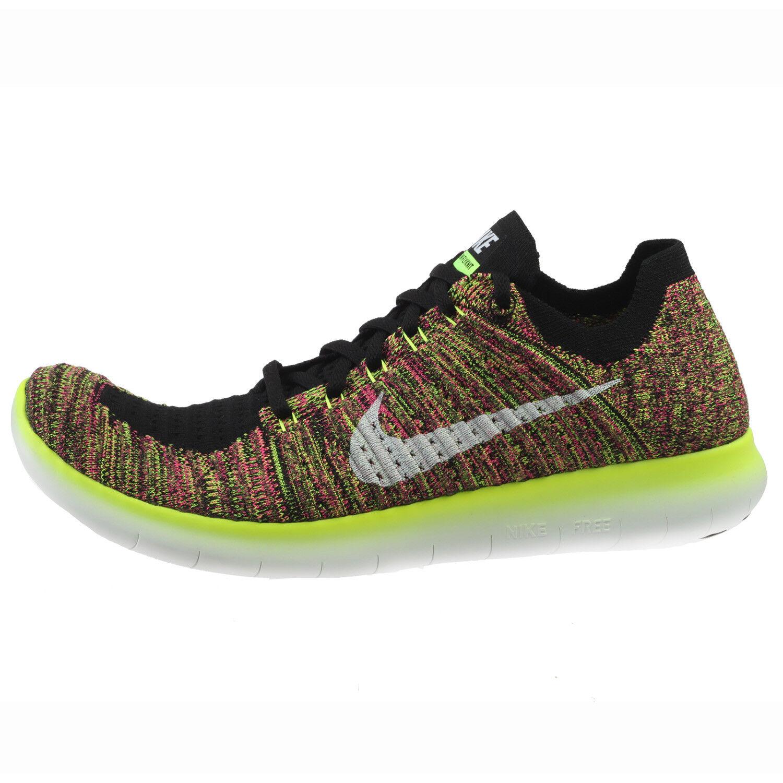 Nike Free RN Flyknit OC ULTD damen 843431-999 MultiFarbe Running schuhe Größe 11