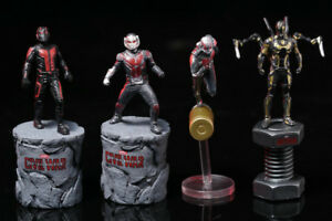 Marvel Captain America Civil War Ant Man Mini PVC Action Figure ... 0730125d2b24