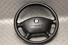 VAUXHALL VECTRA B 1995-2002 STEERING WHEEL AUDIO CONTROLS AIR BAG COMPLETE  D156