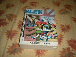 BLEK-QUADRUPLE-ALBUM-N-25-LUG-1976-TOMES-302-A-305