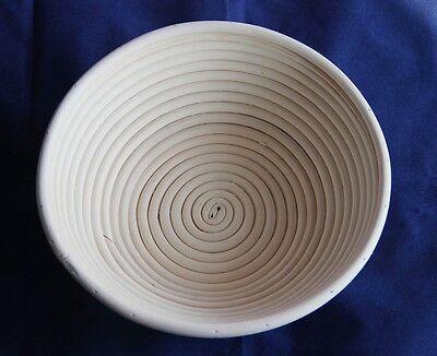 Round Oval Long Banneton Bortform Bread Dough Proofing Rattan Basket Handmade