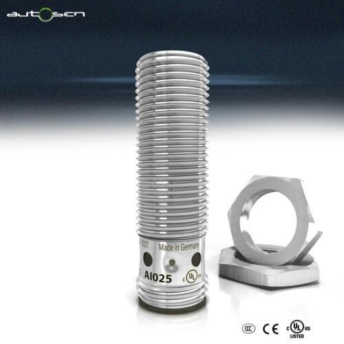 Autosen ai025-induzione sensore High Resistance Class m12x1 metallge