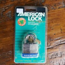 American Lock Padlock Series 1140cc For Gates And Sheds Brand New