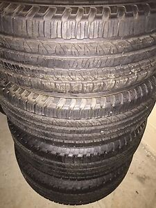 4-New-P-245-65R17-Goodyear-Fortera-HL-Tires-2456517-R17-245-65-17-65R