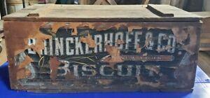 antique-Wooden-Biscuit-Box-brinckerhoff-amp-co-19-5-8-x-8-1-8-hard-to-find