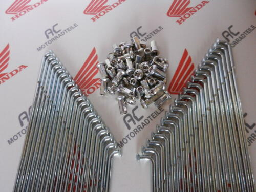 Speichensatz Speichen Hinterrad Honda CB 750 Four K0-K6 Spokes Kit Rear Wheel